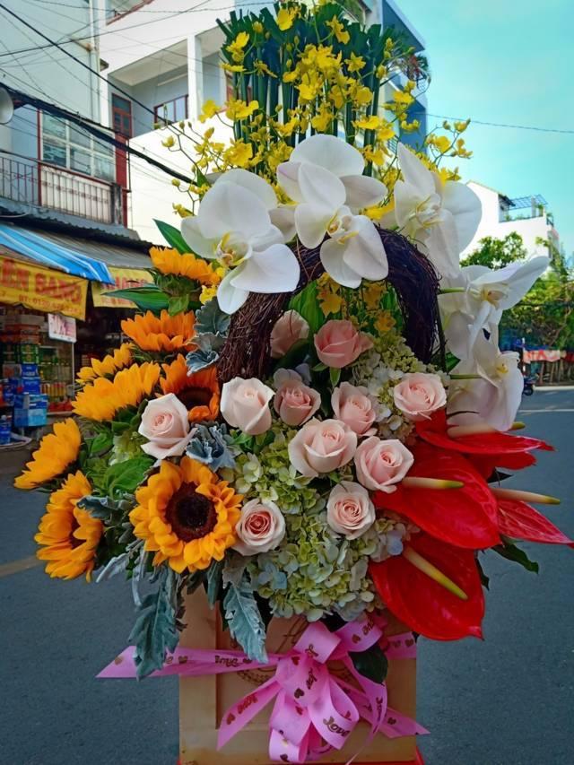 hoa tươi sinh nhật