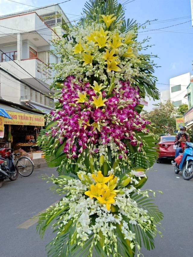 Hoa viếng giá rẻ